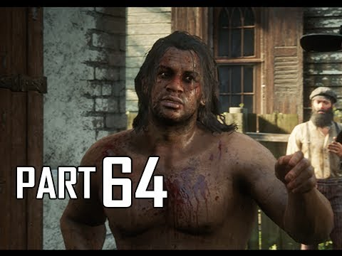 Red Dead Redemption 2 Walkthrough Gameplay Part 64 - Iron Wolf (RDR2 Let's Play)