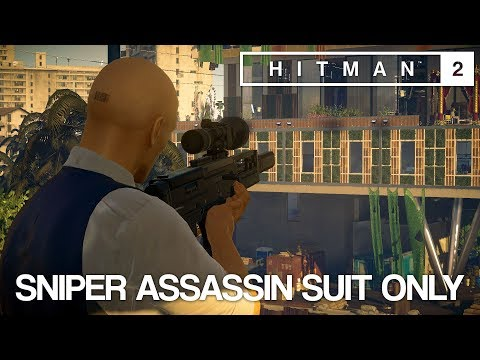 HITMAN™ 2 Master Difficulty Walkthrough - Sniper Assassin Suit Only, Mumbai, India