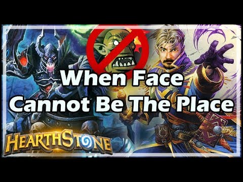 When Face Cannot Be The Place - Boomsday / Hearthstone