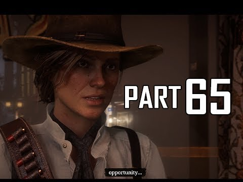 Red Dead Redemption 2 Walkthrough Gameplay Part 65 - Side Job (RDR2 Let's Play)
