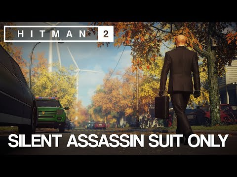 HITMAN™ 2 Master Difficulty Walkthrough - Whittleton Creek, USA (Silent Assassin Suit Only)