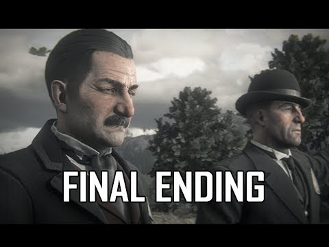 Red Dead Redemption 2 Walkthrough Gameplay Part 70 - FINAL EPILOGUE ENDING (RDR2 Let's Play)