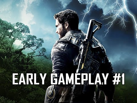 JUST CAUSE 4 Early Gameplay Walkthrough #1