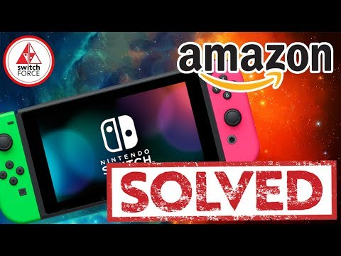 Why Nintendo Switch Games Weren't on Amazon! MYSTERY SOLVED!