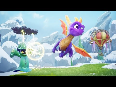 SPYRO REIGNITED TRILOGY Gameplay Playthrough Part 3 (Spyro The Dragon 120% Completion) PS4 LIVE