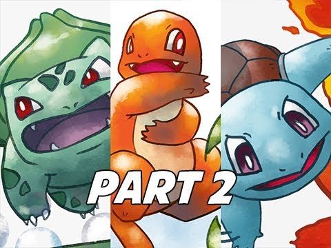 POKEMON LET'S GO PIKACHU & EEVEE Walkthrough Part 2 - ALL KANTO STARTERS EVOLVE!!!