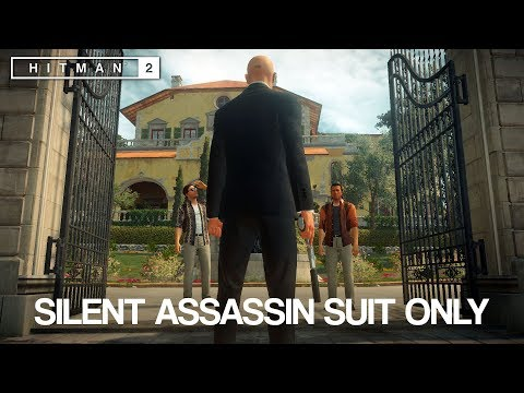 HITMAN™ 2 Professional Difficulty - Sapienza (Silent Assassin Suit Only, Default Loadout)
