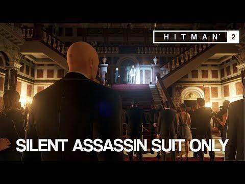 HITMAN™ 2 Professional Difficulty - Paris (Silent Assassin Suit Only, Default Loadout)