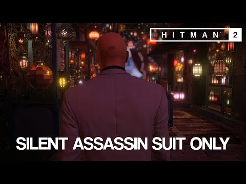 HITMAN™ 2 Professional Difficulty - Marrakesh (Silent Assassin Suit Only, Default Loadout)