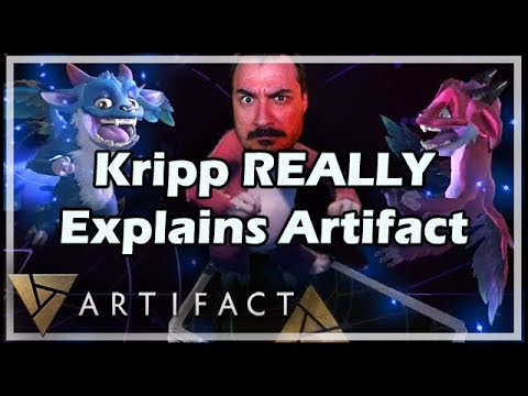 Kripp REALLY Explains Artifact