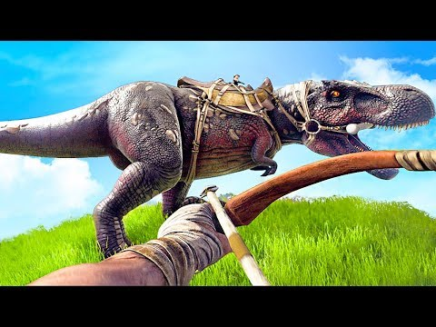 ARK: Survival Evolved - NEW DINOSAURS!! (ARK Extinction Gameplay)