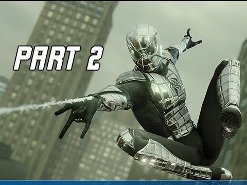 SPIDER-MAN TURF WARS Walkthrough Gameplay Part 2 (City that Never Sleeps DLC)