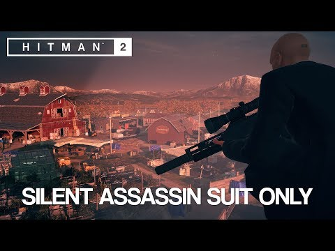 Hitman 2 Professional Difficulty Colorado Silent Assassin Suit