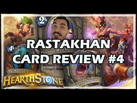RASTAKHAN CARD REVIEW #4