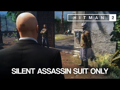 HITMAN™ 2 Master Difficulty - Santa Fortuna, Colombia (Silent Assassin Suit Only, Default Loadout)