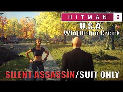 Hitman 2 Usa Whittleton Creek Another Life Silent Assassin Suit