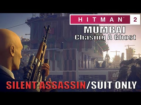 Hitman 2 Mumbai Chasing A Ghost Silent Assassin Suit Only Both