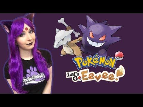 ❤️KICKING TEAM ROCKET BUTT! & CUBONE'S MUM?!❤️ Pokemon Let's Go Eevee Walkthrough Gameplay Part 6