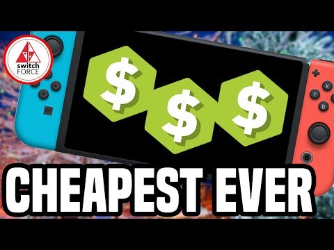 Nintendo Switch Cyber Monday 2018: CHEAPEST DEAL EVER! (Gamestop)