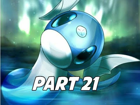 POKEMON LET'S GO PIKACHU & EEVEE Walkthrough Part 21 - Catching Dratini