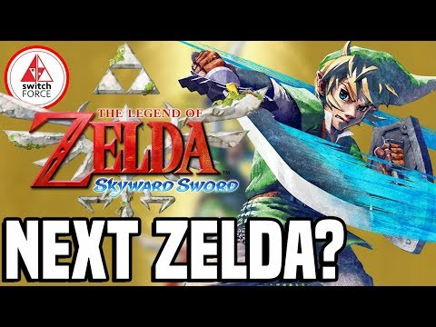 New Switch Zelda Game Coming in 2019? Would You Buy A Remake?