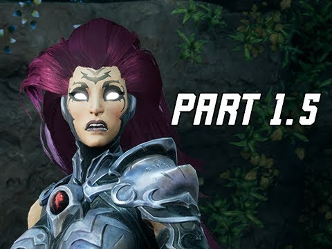 DARKSIDERS 3 Walkthrough Gameplay Part 1.5 - RAMPAGE (Let's Play Commentary)