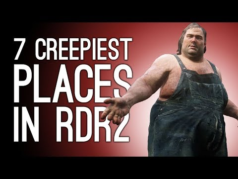 Red Dead Redemption 2: 7 Creepiest Places That Creeped Us Right Out