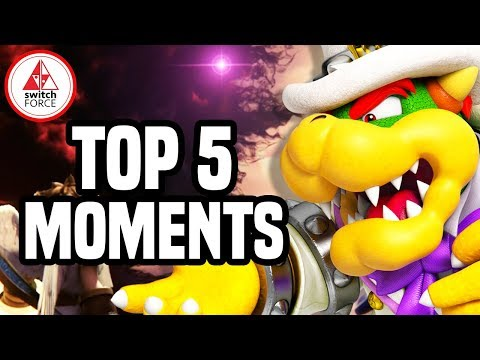 TOP 5 MOMENTS in Smash Bros Ultimate World of Light SO FAR! (NEW Smash Bros Gameplay)