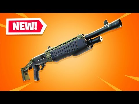 Fortnite *NEW* Gifting System, New Shotgun & Team Rumble Game Mode!! (Fortnite Live Gameplay)