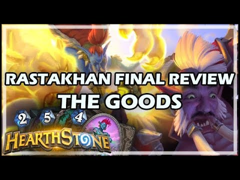 RASTAKHAN FINAL REVIEW - THE GOODS