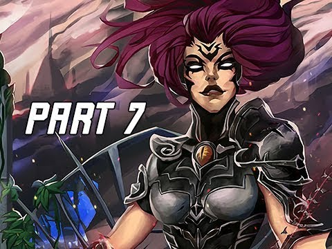DARKSIDERS 3 Walkthrough Gameplay Part 7 - Stuck (Let's Play Commentary)