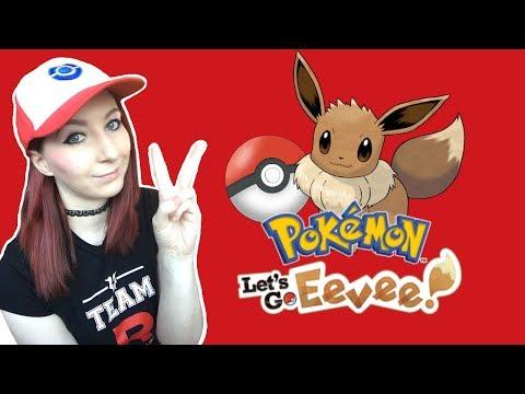 ❤️GOTTA CATCH EM ALL?!❤️ Pokemon Let's Go Eevee Walkthrough Gameplay Part 6