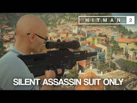 HITMAN™ 2 Master Difficulty - Sniper Assassin, Sapienza (Silent Assassin Suit Only)
