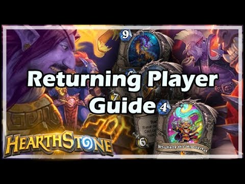 Returning Player Guide - Rastakhan's Rumble Hearthstone