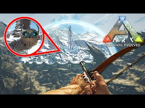 ARK: Survival Evolved - SNOW BIOME & SNOW OWLS!! (ARK Extinction Gameplay)