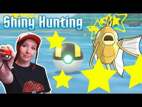 ❤️SHINY MAGIKARP HUNT!❤️ Let's Go Pikachu / Eevee! SHINY HUNT