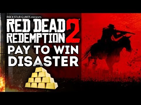 Red Dead Online: Pay To Win Disaster - Rockstar Games Needs to Make Changes (Red Dead Redemption 2)