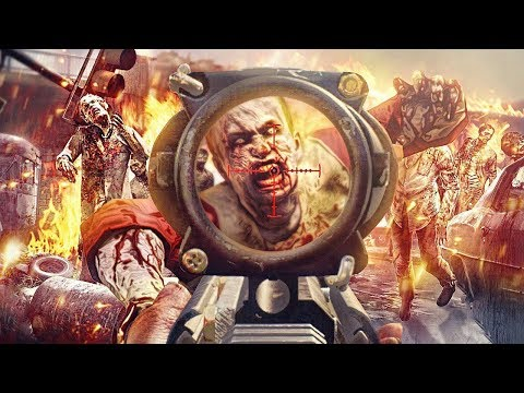 ZOMBIES OUTBREAK!! (The Walking Dead Game)