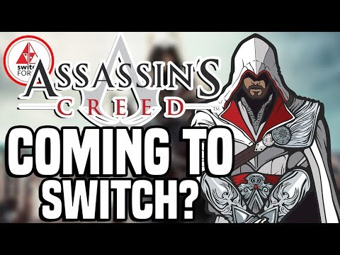 Assassin's Creed Coming to Switch Early Next Year? (RUMOR)