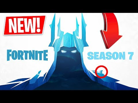 Fortnite *NEW* Season 7 Teaser!! (Fortnite Live Gameplay)
