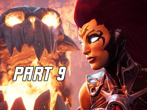 DARKSIDERS 3 Walkthrough Gameplay Part 9 - Bonelands (Let's Play Commentary)