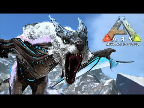 ARK: Survival Evolved - ICE DRAGON