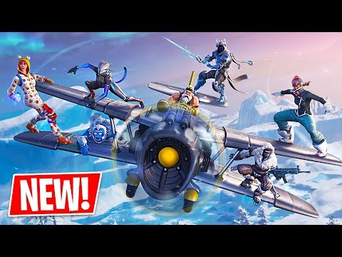 Fortnite *NEW* Season 7 Gameplay! (Fortnite Season 7 - New Map, New Skins & Battle Pass)