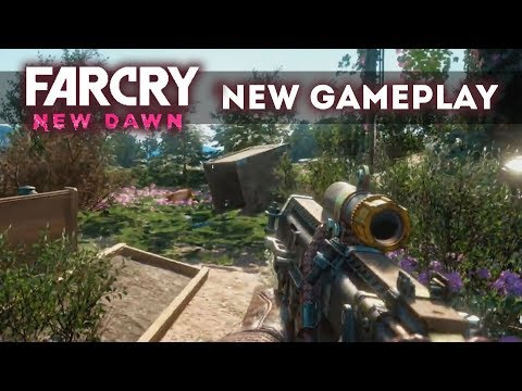 Far Cry A New Dawn - Gameplay Walkthrough Part 1: NO COMMENTARY! (PS4, Xbox One and PC)