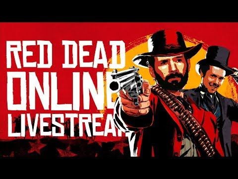 Red Dead Online Live! 🐴Outside Xbox Plays Red Dead Online Beta