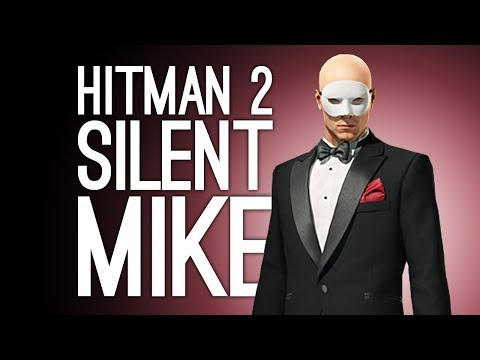 Hitman 2 Contract: SILENT MIKE! Explosive Speed Run 💥(Let's Play Hitman 2)