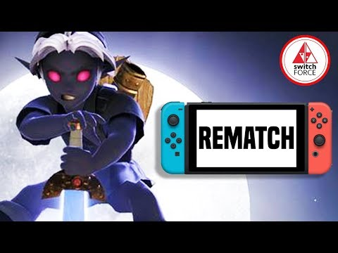 THE REMATCH in Super Smash Bros Ultimate BEST OF 5! (Smash Ultimate Switch)