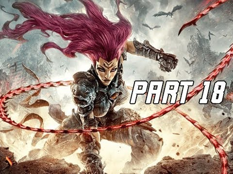 DARKSIDERS 3 Walkthrough Gameplay Part 18 - Tornado (Let's Play Commentary)