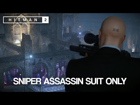 HITMAN™ 2 Master Difficulty - Isle of Sgail (Sniper Assassin Suit Only)