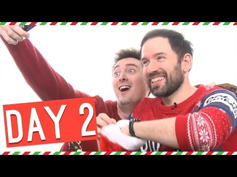 Xmas Challenge Day 2 WWE 2K19 Santa Royale Challenge 🎅 (Andy)